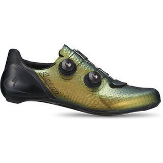Specialized S-Works 7 Road Shoes Sagan Collection - Deconstructivism, green - Radschuhe