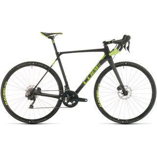 Cube Cross Race C:62 Pro 2020, carbon´n´green - Crossrad