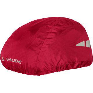 Vaude Helmet Raincover, indian red - Helmüberzug