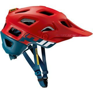 Mavic Crossmax Pro, racing red - Fahrradhelm