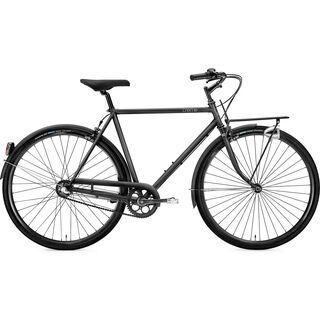 Creme Cycles Caferacer Man Solo 2019, black - Cityrad