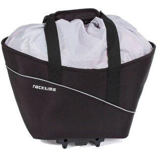 Racktime Shop-it, bill-black - Gepäckträgertasche