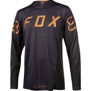 Fox Flexair LS Moth LE Jersey, copper - Radtrikot
