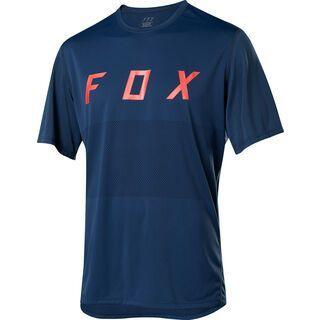 Fox Ranger SS Fox Jersey, navy - Radtrikot