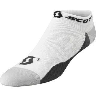 Scott Trail Light Socken, white - Radsocken
