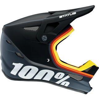 100% Status DH/BMX Helmet, kramer - Fahrradhelm