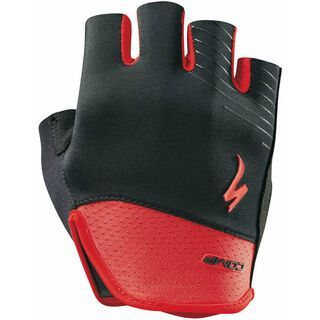 Specialized SL Comp, Black/Red - Fahrradhandschuhe