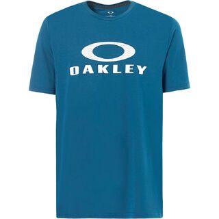 Oakley O-Mesh Bark, poseidon - T-Shirt