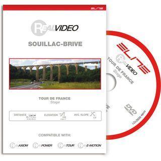 Elite DVD für RealAxiom, RealPower und RealTour - TDF Suillac Brive - DVD