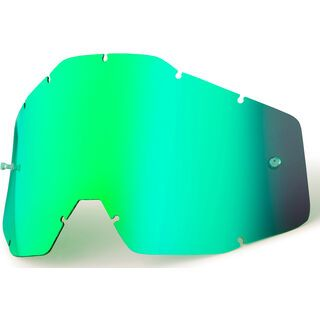 100% Accuri/Strata Youth Replacement Lens, mirror green