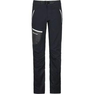 Ortovox Cevedale Pants Long W, black raven - Skihose