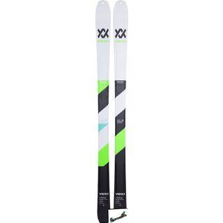 Set: Völkl VTA 80 Lite 2019 + Tyrolia Adrenalin 16 solid black flash green