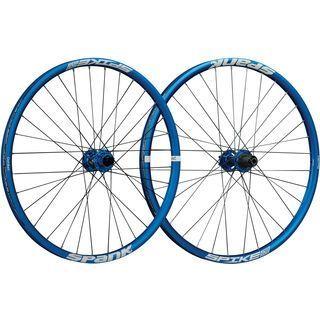 Spank Spike Race 28 Evo Wheelset 27.5, blue - Laufradsatz