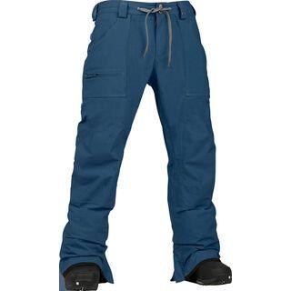 Burton Southside Pant Mid Fit , Team Blue - Snowboardhose