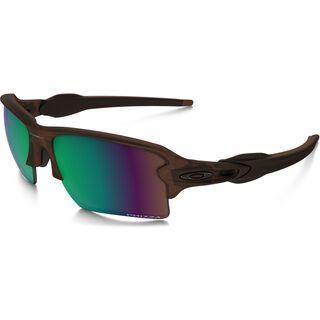 Oakley Flak 2.0 XL Prizm Shallow Water Polarized, matte rootbeer - Sportbrille