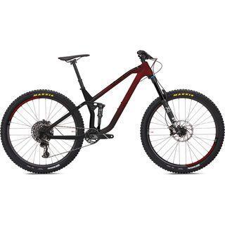 NS Bikes Define AL 130 2020, black/red - Mountainbike