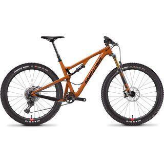 Santa Cruz Tallboy CC XX1 Reserve 29 2018, rust/black - Mountainbike