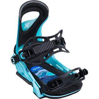 Bent Metal Upshot 2020, blue - Snowboardbindung
