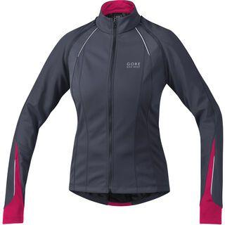 Gore Bike Wear Phantom Lady 2.0 Windstopper Soft Shell Jacke, grey jazzy pink - Radjacke