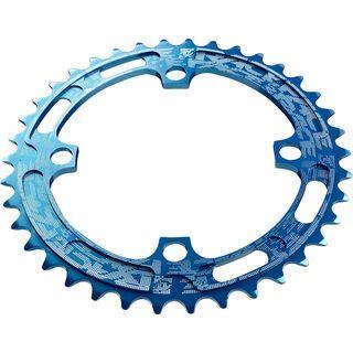 Race Face Chainring Single, blue - Kettenblätter