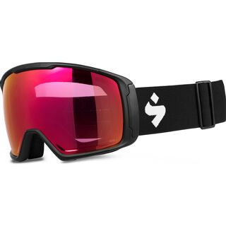 Sweet Protection Clockwork MAX RIG Reflect, matte black/Lens: RIG bixbite - Skibrille