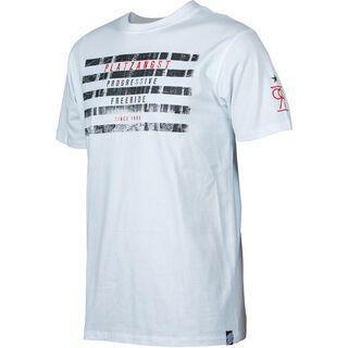 Platzangst PA99 Shirt, white - T-Shirt