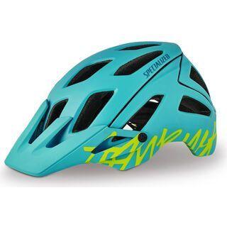 Specialized Ambush, turquoise/green - Fahrradhelm