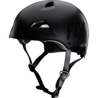 Fox Flight Hardshell Helmet, matte black - Fahrradhelm