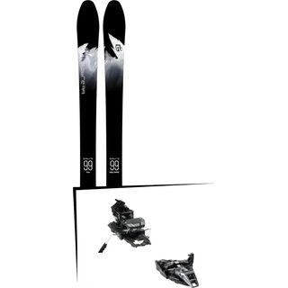 Set: Icelantic Sabre 99 2018 + Dynafit ST Rotation 10 black