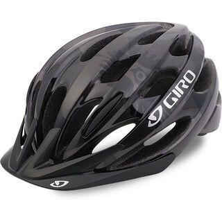 Giro Revel, black/flowers - Fahrradhelm