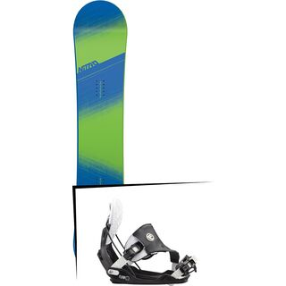 Set: Nitro Stance 2016 + Flow Five Hybrid (1513190S)