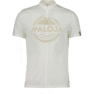 Maloja DuanM., vintage white - Radtrikot