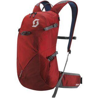Scott Trail Rocket FR' 18 Pack, red/blue - Fahrradrucksack