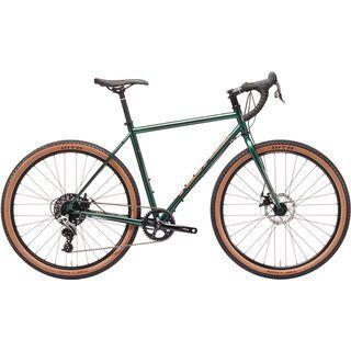 Kona Rove ST 2019, green w/ copper - Gravelbike