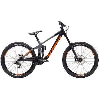 Kona Operator 2018, charcoal/black/orange - Mountainbike