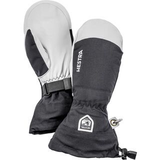 Hestra Army Leather Heli Ski Mitt black