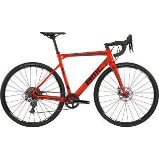 BMC Crossmachine CX01 Two 2018, red black - Crossrad