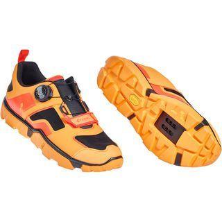 Cube Schuhe All Mountain Pro, orange´n´red