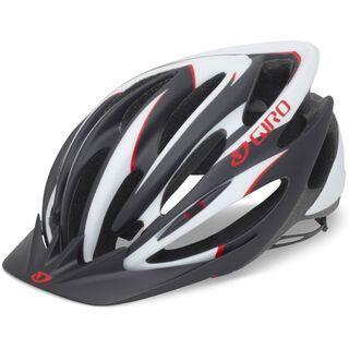 Giro Pneumo, matte black/red - Fahrradhelm