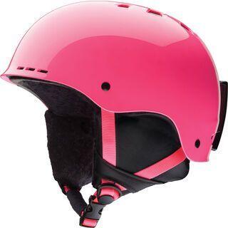 Smith Holt Junior, crazy pink - Snowboardhelm