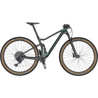 Scott Spark RC 900 Team 2020, green - Mountainbike
