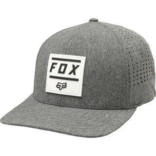 Fox Listless Flexfit Hat, graphite - Cap