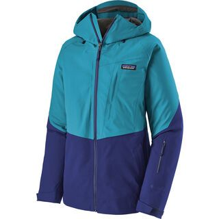 Patagonia Women's Untracked Jacket, curacao blue - Skijacke
