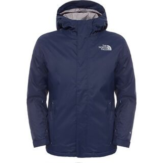 The North Face Youth Snow Quest Jacket, cosmic blue - Skijacke