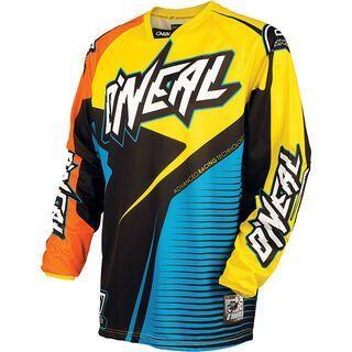 ONeal Hardwear Jersey Flow, yellow/orange - Radtrikot