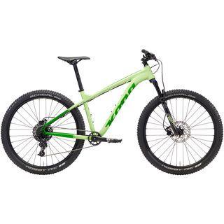 Kona Mohala 26 2018, green/gray - Mountainbike