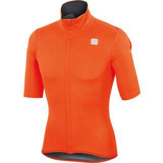 Sportful Fiandre Light Norain SS, orange - Radtrikot