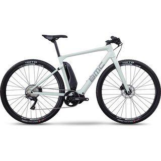BMC Alpenchallenge AMP Cross One 2020, off white - E-Bike