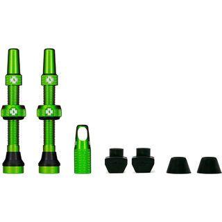 Muc-Off Tubeless Presta Valve - 44 mm green