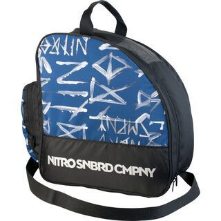 Nitro The Garage, Smear Midnight - Bootbag